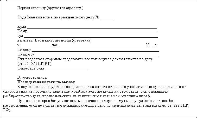Запрос прокуратуры о предоставлении документов